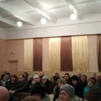 Загальні збори представників громадян Гончарівської територіальної громади