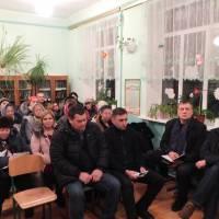 Збори громадян відбулись у Смолині
