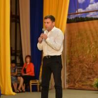 Привітання селищного голови Віталія Рудника