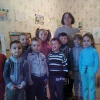 Вихованці дитячого садка - найменші учасники