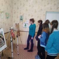 Конкурс-виставка дитячого малюнка «Охорона праці очима дітей»