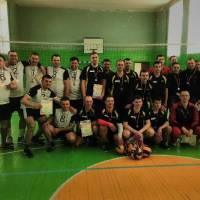 Першість району з волейболу серед чоловіків пройшла у Михайло-Коцюбинському