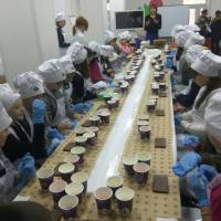 майстер-клас Львівської майстерні шоколаду