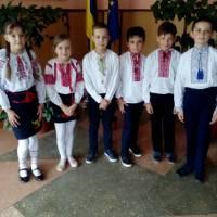 День Вишиванки в Гончарівській гімназії