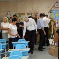 Перший клас Гончарівської гімназії