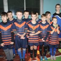 Першість Сновської ДЮСШ з міні-футболу