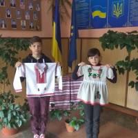 акція «Вишиванка дітям зони АТО»
