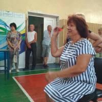 відбірні змагання VІІ Всеукраїнської спартакіади «Сила духу» серед потерпілих на виробництві