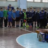 Перший відкритий кубок з міні-футболу, присвячений створенню ДЮСШ «Олімпієць» в Гончарівській ОТГ