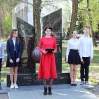 Чорнобиль не має минулого часу…
