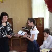 Звітує Гончарівська школа мистецтв