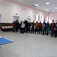 Фото Змагання по тенісу Староушицької ОТГ в с. Грушка