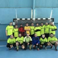 Районні змагання з міні-футболу 04.03.2018