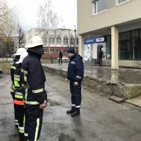 Пожежно-тактичні навчання смт. Стара Ушиця