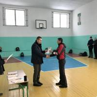 Першість з волейболу Староушицької ОТГ