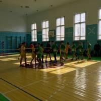 Районні змагання з волейболу 18.02.2018