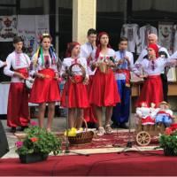 Виступ учнів грушківського НВК