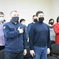 Представлення керівника ВЦА 30.03.2021