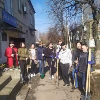 День довкілля в Мар'їнській громаді