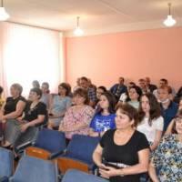 Працівники Тепломереж зустрілися із спеціалістами центру охорони праці.