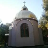 Храм Всіх святих Українська православна церква Московського патріархату, с.Пелинівка