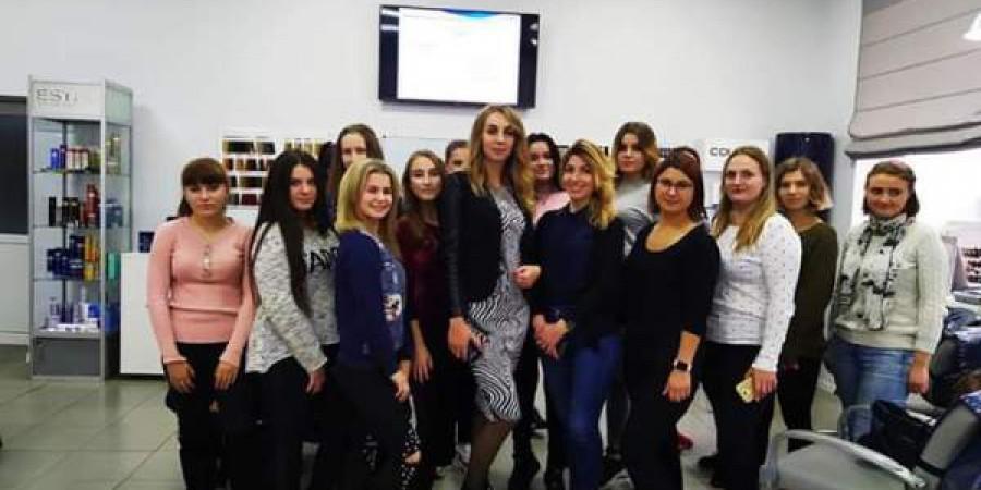 Учні Центру взяли участь у Всеукраїнському конкурсі перукарської майстерності і довели, що вміють перемагати