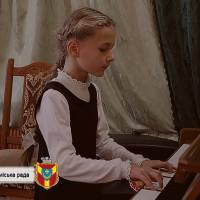 «Арія» - у власній інтерпретації виконала учениця 3 класу Слободянюк Анастасія.