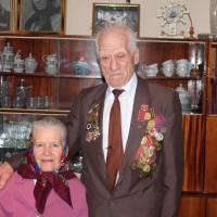 Іван Костянтинович зі своєю сестрою
