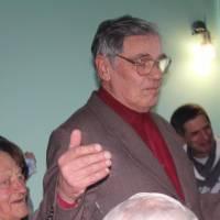 Вітає Григорій Стефанович