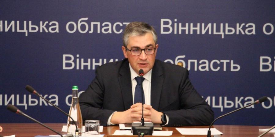Владислав Скальський провів щотижневу нараду з керівниками структурних підрозділів ОДА