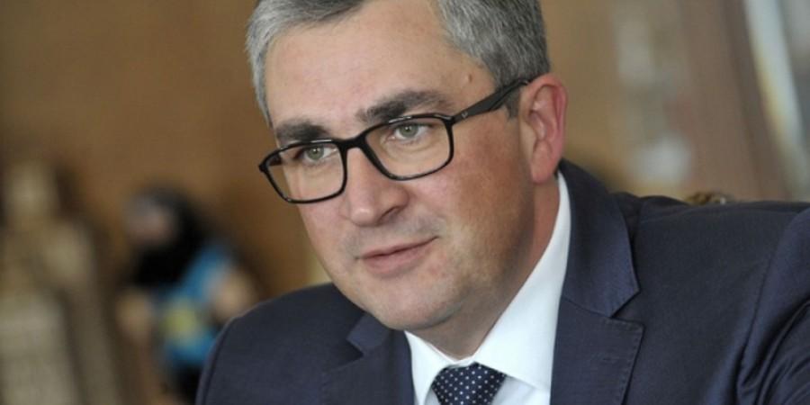 Голова облдержадміністрації Владислав Скальський посів перше місце в рейтингу ініціативності голів ОДА