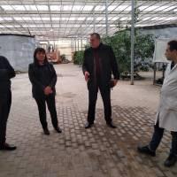Дмитро Дресвянніков відвідав  ТОВ «Агроінвест»
