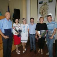 Районне свято до Дня Незалежності України