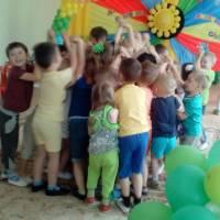 День захисту дітей  у  ДНЗ № 3 «Золота рибка»