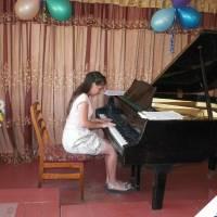 Звітний концерт в музичній школі