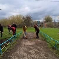День довкілля - Серебрянська школа