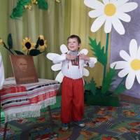 «Т. Шевченко в наших маленьких серцях!» - ДНЗ «Сонечко»