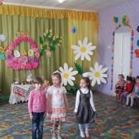 Свято Великодня - ДНЗ Сонечко