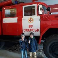 Тиждень пожежної безпеки- ДНЗ № 4