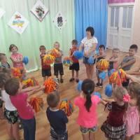 Літературно-музична розвага «Ми - діти твої,Україно!» - ДНЗ «Червона гвоздика»