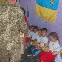 «Україно, я краплинка твоя!» - ДНЗ «Сонечко» (5)