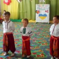 «Україно, я краплинка твоя!» - ДНЗ «Сонечко» (8)