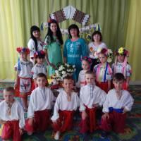 Всеукраїнський день вишиванки - ДНЗ «Сонечко»