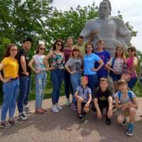 Екскурсійна поїздка до Запоряжжя