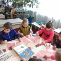 Акція «Збережемо книгу» - ДНЗ «Світлячок»