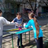 День довкілля - Сіверська школа №2