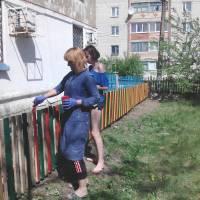 Акція «У садочку як у віночку» - ДНЗ № 4 «Червона гвоздика»