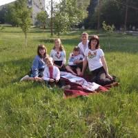 Флешмоб до Дня Вишиванки - Ciверська бiблiотека для дiтей