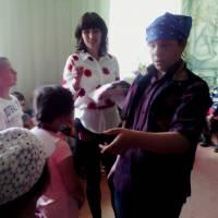 Подорож до  Країни Дитинства - Сiверська бiблiотека для дiтей