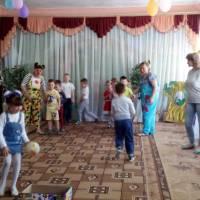 Свято до Дня захисту дітей - ДНЗ «Світлячок»